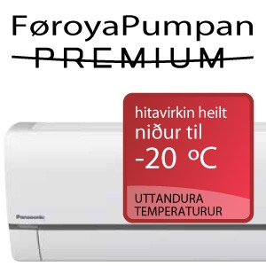 FøroyaPumpan PREMIUM